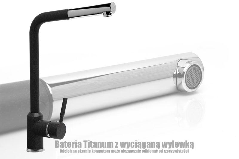 Bateria kuchenna Titanum