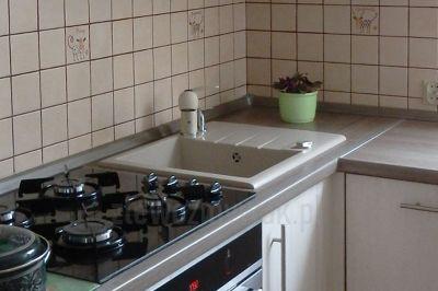 Zlewozmywak kuchenny AGAT z małym ociekaczem