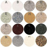 zlewozmywak kwarcowy zkw-27 kolory
